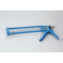 Skelet pistole modrá